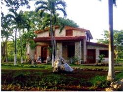 """Die """"Casa de la piedra"""" ist das Zuhause für die Teilnehmer an unseren Workcamps in der Provinz Havanna."""